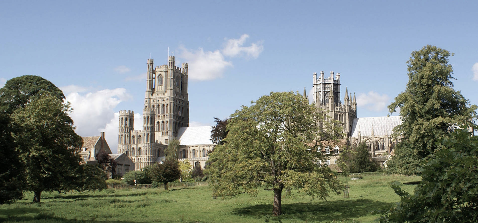 Ely Cathedral near to AE Thomson in Sutton
